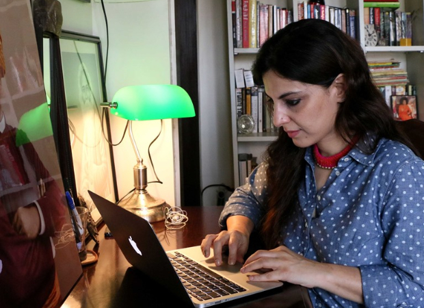 """EXCLUSIVE: """"If writers are collaborating with the right kind of filmmakers and producers, they won't be shortchanged,"""" says Piku writer Juhi Chaturvedi"""