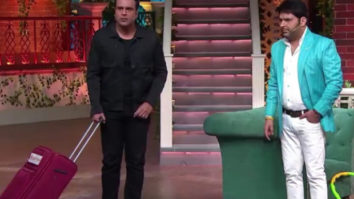 When Krushna Abhishek lashed out at the makers of Comedy Circus for favouring Kapil Sharma
