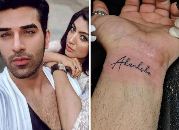 Bigg Boss 13's Paras Chhabra removes tattoo with ex girlfriend Akanksha Puri's identify : Bollywood Information 3