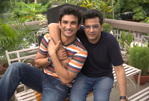 """""""I can feel Sushant Singh Rajput guiding me now"""", says Dil Bechara director Mukesh Chhabra"""