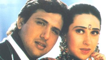 25 Years Of Coolie No 1: Karisma Kapoor shares poster with Govinda, couldn't stop laughing looking at her outfit