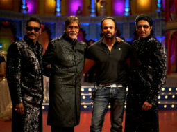 8 years of Bol Bachchan: Ajay Devgn shares unseen pictures with Amitabh, Abhishek Bachchan and Rohit Shetty
