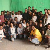 "Abhishek Bachchan expresses gratitude towards the crew of Breathe Into the shadows, ""Till we Breathe again..."""