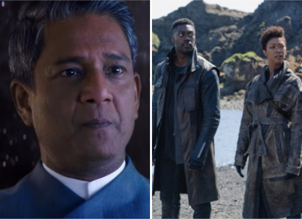 Adil Hussain features in the first trailer of Star Trek: Discovery, season 3 to premiere in October