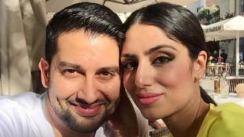 Aftab Shivdasani and wife Nin Dusanj announce their production company, Mount Zen Media
