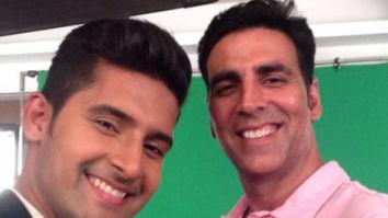 Akshay Kumar loves Ravi Dubey's nephew reaction to 'Bala' song
