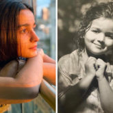 Alia Bhatt's spreads some love with her squishy childhood picture