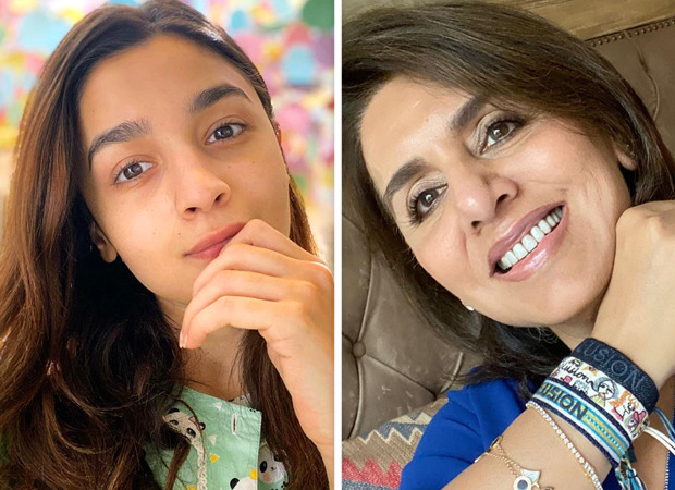 On Neetu Kapoors birthday, daughter Riddhima Sahni hosts dinner party, shares pictures on Instagram