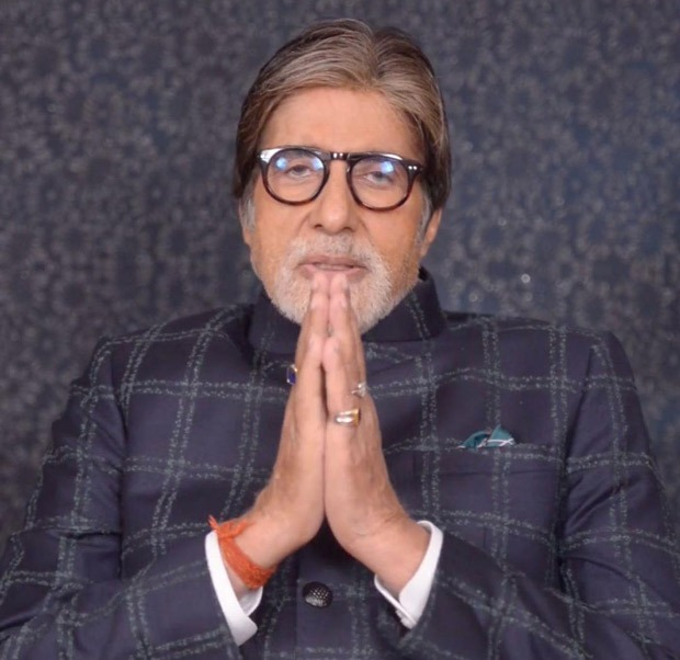 Amitabh Bachchan expresses 'unending gratitude' for well-wishers after COVID-19 diagnosis