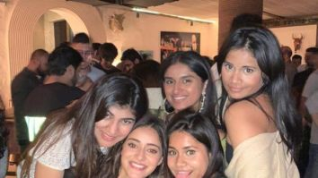 Ananya Panday celebrates Friendship Day by posting pictures with her childhood friends