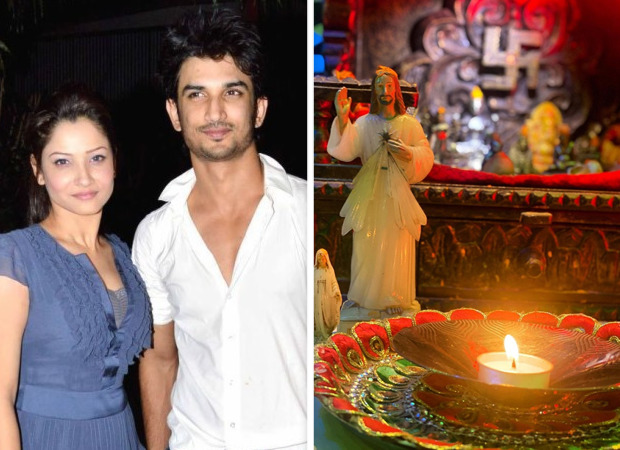 Ankita Lokhande sends across light and prayers for Sushant Singh Rajput