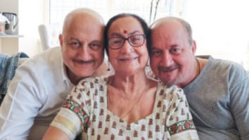 Anupam Kher tests negative for COVID-19, his mother, brother Raju Kher, sister-in-law and niece test positive