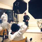 Arjun Kapoor resumes work with an ad shoot, says every one of us will have to adjust to the new normal
