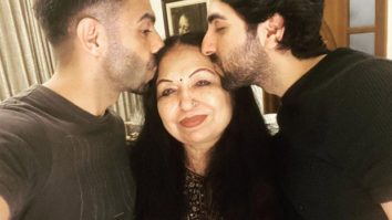 Ayushmann Khurana and Aparshakti celebrate their mom's birthday with a special post