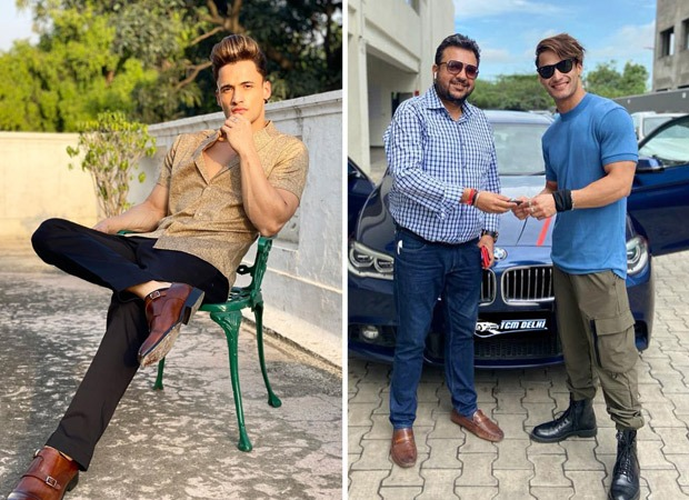 Bigg Boss 13 fame Asim Riaz buys his DREAM car costing approximately Rs. 1.55 crores!