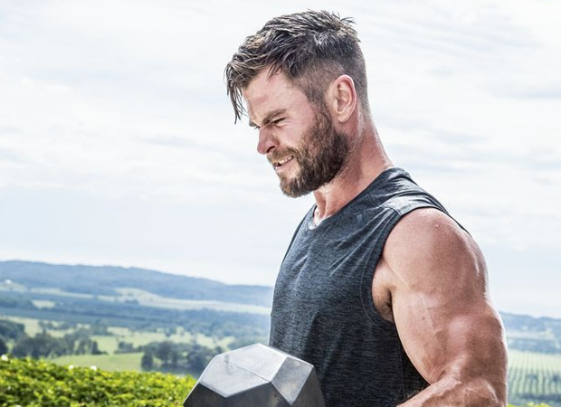 "Chris Hemsworth is bulking up for Hulk Hogan biopic - ""I will have to put on more size than I ever have before"""