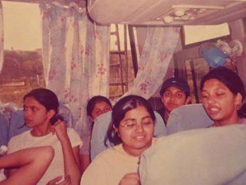 Deepika Padukone goes down the memory lane from her Badminton days