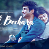 First Look Of Dil Bechara