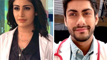 EXCLUSIVE Sanjivani stars Surbhi Chandna and Namit Khanna thank doctors on National Doctors Day