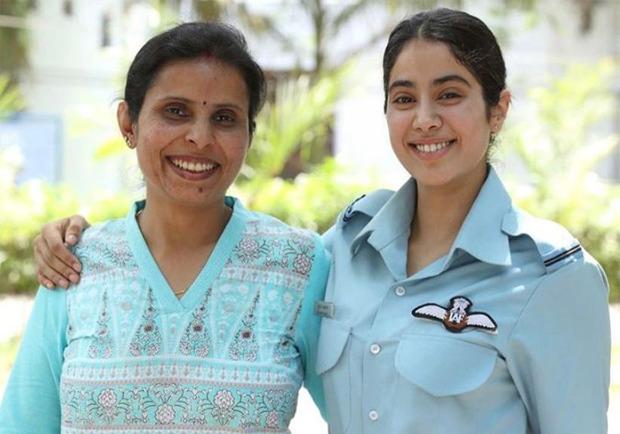 Janhvi Kapoor speaks about Gunjan Saxena's inspiring journey