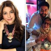Juhi Chawla clarifies the mention of Ayurveda in her tweet for Amitabh Bachchan and Abhishek Bachchan