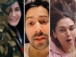 Katrina Kaif, Varun Dhawan, Aditi Rao Hydari explore Instagram Reels with super fun videos