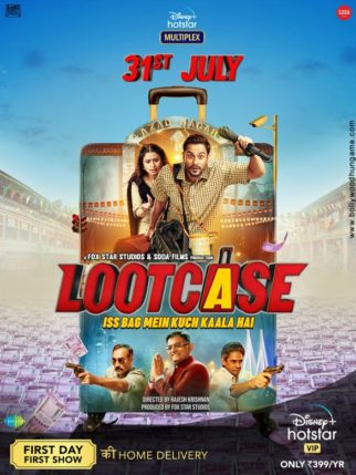 First Look Of Lootcase