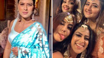 Naagin 4 Finale Nia Sharma shares a stunning selfie with fellow naagins Rashami Desai, Surbhi Jyoti, Adaa Khan