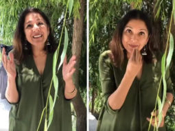 Neena Gupta adopts new sign language in order to converse with her husband in this lockdown