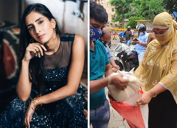 Pragya Kapoor's Ek Saath Foundation provides ration kits to sex workers in Mumbai