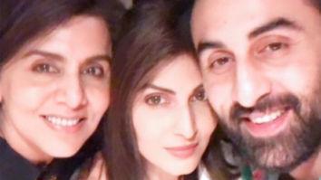 Ranbir Kapoor and Riddhima Kapoor Sahni celebrate Neetu Kapoor's birthday together