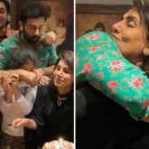Ranbir Kapoor and sister Riddhima throw a party to celebrate mom Neetu Kapoor's 62nd birthday, Karan Johar joins the celebration