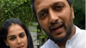 Riteish Deshmukh and Genelia D'souza pledge to donate organs on Doctor's Day