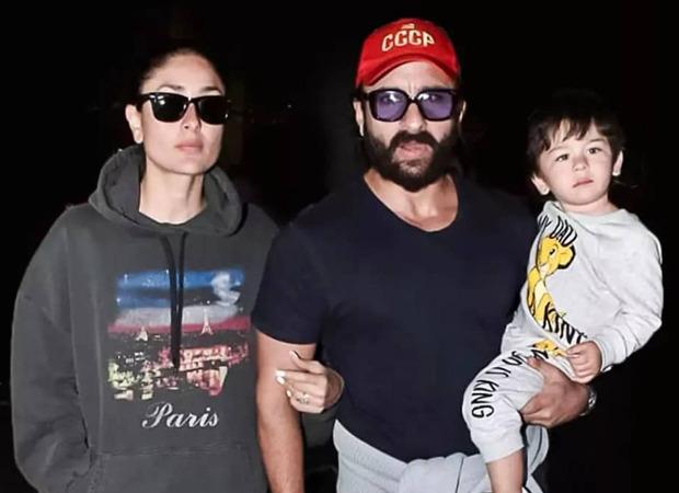 Saif Ali Khan clarifies on going out without mask with Kareena Kapoor Khan and Taimur Ali Khan