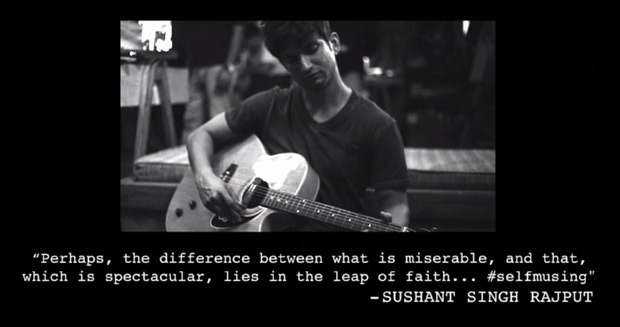 Sushant Singh Rajput receives emotional tribute at the beginning and end of Dil Bechara
