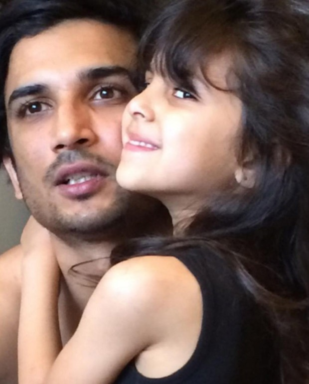 Sushant Singh Rajput's sister Shweta shares an endearing photo of the actor and his niece