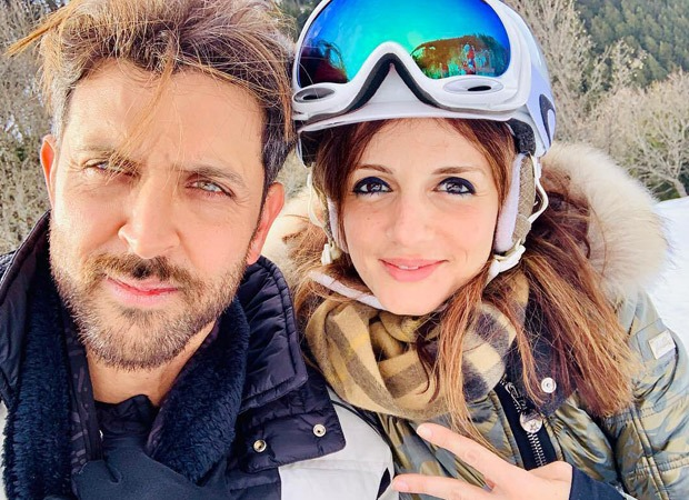 Sussanne Roshan clarifies Hrithik Roshan's doubt on her post for women empowerment
