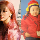 TWICE's leader Jihyo celebrates 15 years since she joined JYP Entertainment with childhood pictures