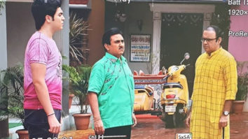 Taarak Mehta Ka Ooltah Chashmah director, Malav Rajda shares a still from the sets, says he missed it