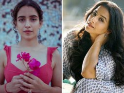 The beautiful energy that she has on and off set, is something very inspiring, says Sanya Malhotra about Vidya Balan