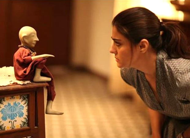 On day 100 of quarantine, Kajol is making new friends inside the house