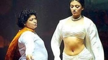Aishwarya shares a still from Taal; calls Saroj Khan the 'Dance Guru' of the film industry