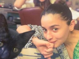Shaheen and Alia Bhatt introduce their new cat Juniper; says her skills include biting and selfie taking