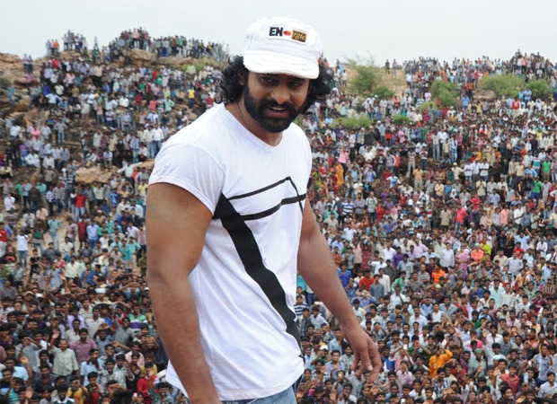 7 years since Baahubali started; makers share picture of the crowd that assembled to welcome Prabhas