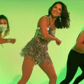 Sunny Leone is having 'fun' being back on the set in America
