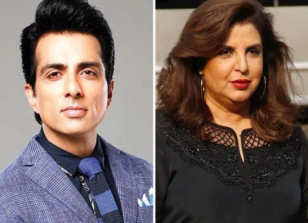 Sonu Sood praises Farah Khan; says she has been a saviour for many during the pandemic