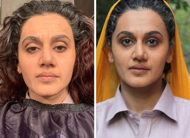 Taapsee Pannu shares her first trial look from Saand Ki Aankh; says beginner's luck worked
