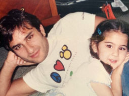 Sara Ali Khan calls Saif Ali Khan the personification of Mickey Mouse