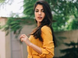 Rhea Chakraborty says 'Enough is Enough' after she gets rape and death threat; requests cyber officials to take action