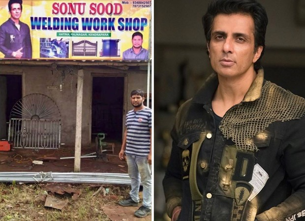 Migrant worker airlifted by onu ood names his shop after the actor